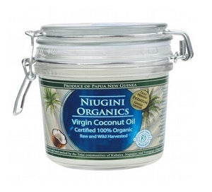 Niugini Organics Virgin Coconut Oil 320ml