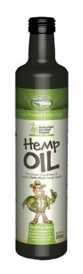Hemp Foods Aust Hemp Seed Oil 500ml