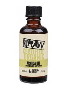 Every Bit Organic Raw Arnica Oil 50ml