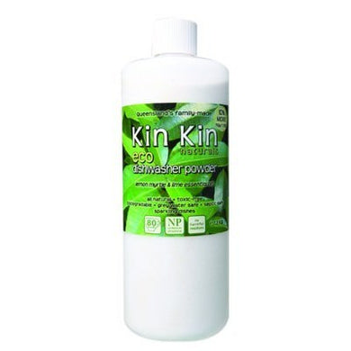 Kin Kin Naturals Dishwash Powder Myrtle & Lime 1.1kg