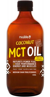 Niulife Coconut MCT - High Performance 500ml