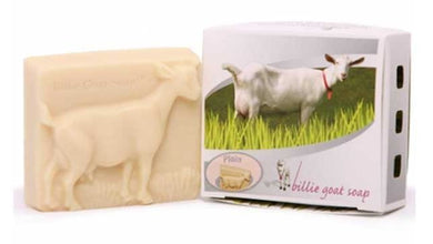Billie Goat Soap Goat's Milk - Plain 100g
