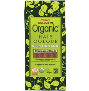 Radico Colour Me Organic - Hair Colour Powder - Champagne Blonde 100g