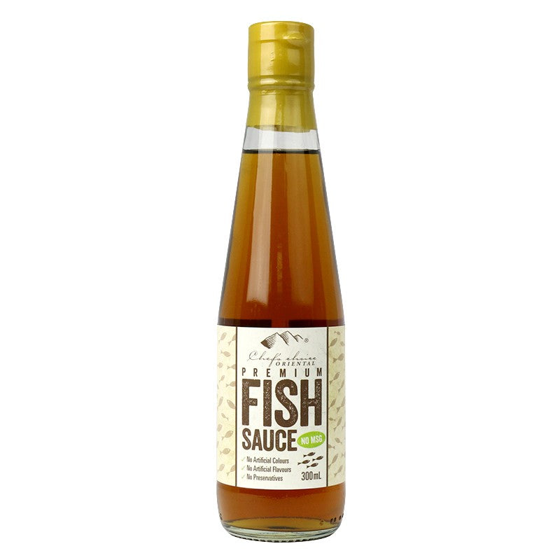 Chef's Choice Paleo Fish Sauce 300ml