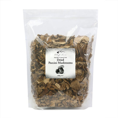 Chef's Choice Dried Porcini Mushroom BULK 500g
