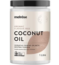 Melrose Organic Flavour Free Coconut Oil