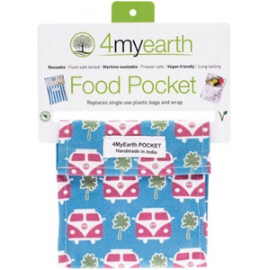4MyEarth Food Pocket - Combie -14x14cm - 1