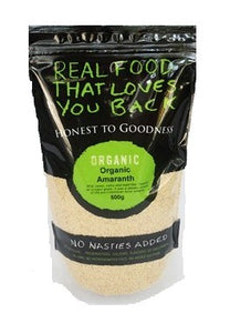 Honest To Goodness Organic Amaranth 500g