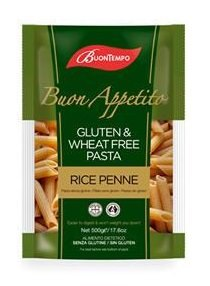 Buontempo Gluten & Wheat Free Rice Penne 500g