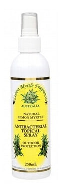 Lemon Myrtle Fragrances Outdoor Protection Spray 250ml