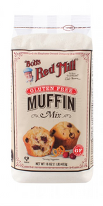 Bob's Red Mill Gluten Free Muffin Mix 453g