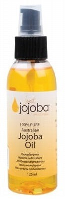 Just Jojoba - Pure Australian Jojoba Oil 125ml