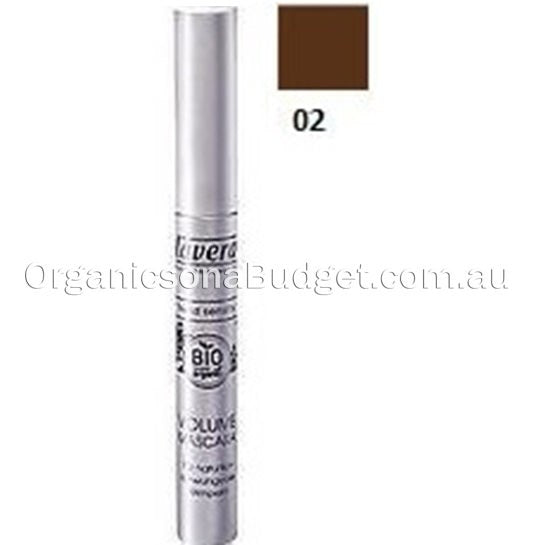 Lavera Volume Mascara Brown 02 4.5ml (FREE SHIPPING)