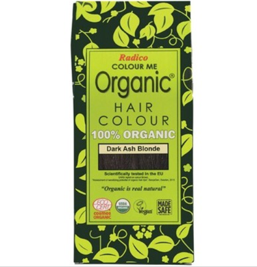 Radico Colour Me Organic - Hair Colour Powder - Dark Ash Blonde 100g