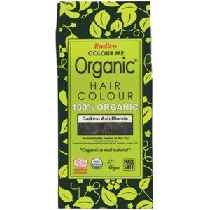 Radico Colour Me Organic - Hair Colour Powder - Darkest Ash Blonde 100g