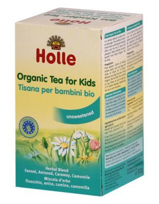 Holle Organic Baby Tea Caffiene Free (Great for Teething & Colic) 30g