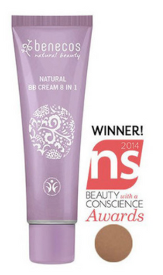 Benecos Natural BB Cream Beige (30ml)