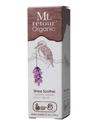 Mt Retour Stress Soother Blend Roll-On Essential Oil 10ml
