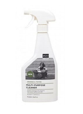 Ecostore Glass & Surface Cleaner Orange & Thyme 500ml