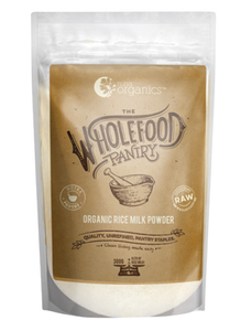 Nutra Organics The Wholefood Pantry Organic Rice Milk Powder 300g