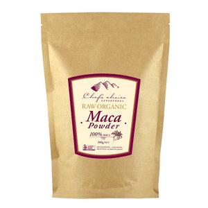 Chef's Choice Organic Maca Powder 300g PRICE DROP
