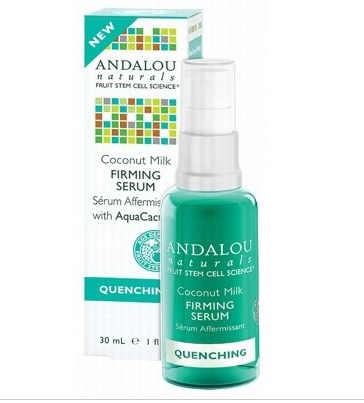 ANDALOU NATURALS Coconut Milk Firming Serum 30ml