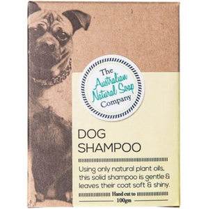 The Australian Natural Soap Co. Dog Shampoo 100g