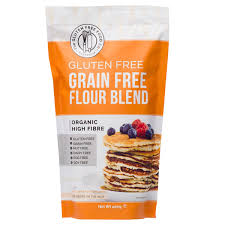 THE GLUTEN FREE FOOD CO. Grain Free Flour Blend Mix - 400g