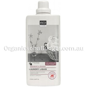 Ecostore Laundry Liquid Geranium & Orange 1L