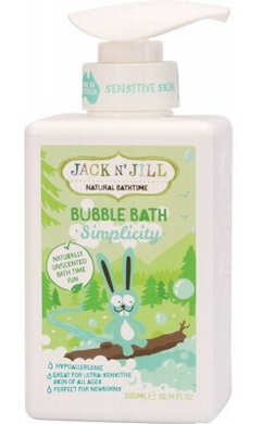 Jack N' Jill Shampoo & Body Wash Serenity 300ml