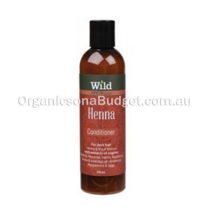 Wild Henna Conditioner (Dark Hair) 250ml