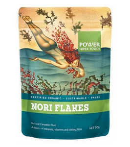 Power Super Foods Nori Flake Sea Power 50g