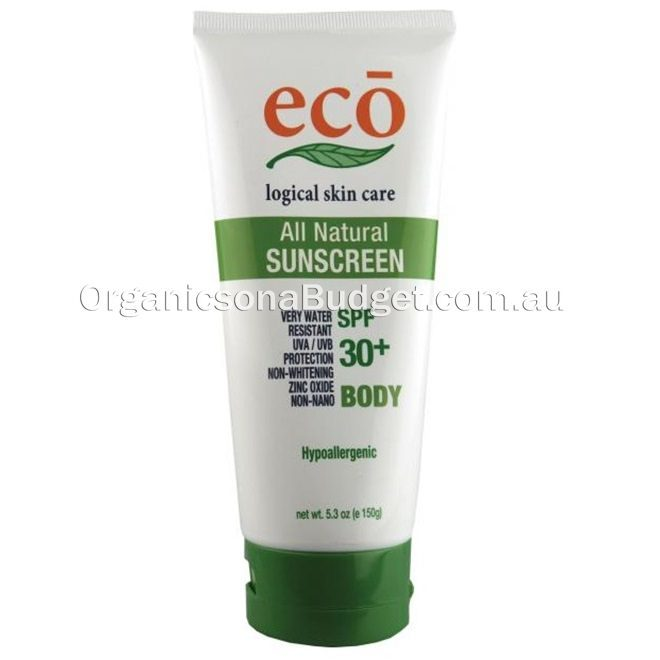 Ecō Sunscreen Body SPF 30+ 150g