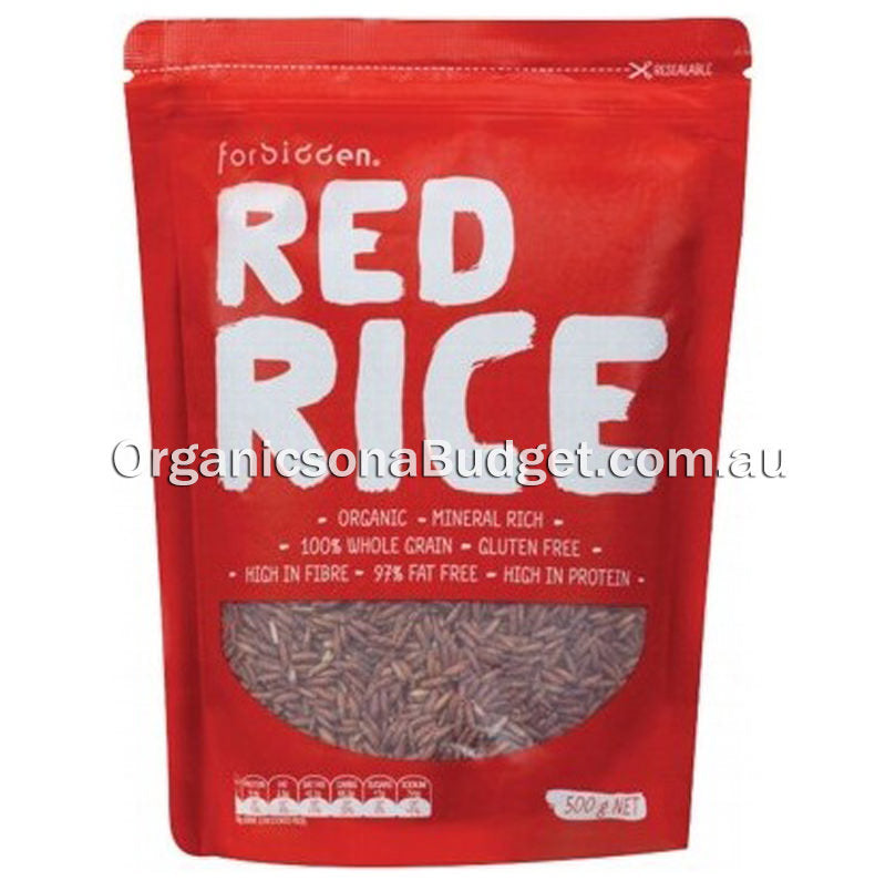 Forbidden Red Rice 500g