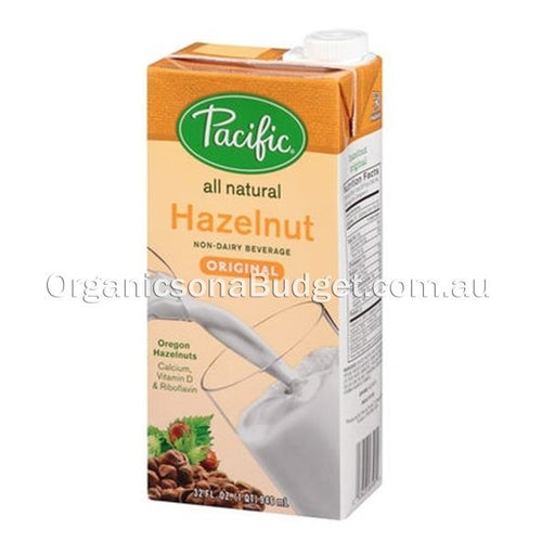 Pacific Foods Natural Hazelnut Drink Original 946ml