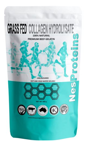 Nes Proteins Kosher Grass Fed Collagen Hydrolysate 450g