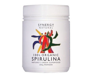 Synergy Organic Spirulina Powder 200g
