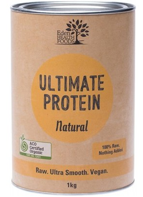 Eden Health Foods Natural Ultimate Protein 1kg