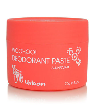 Woohoo! Body Deodorant Paste Urban 70g
