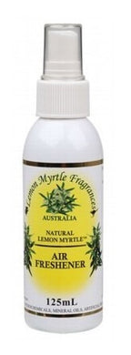 Lemon Myrtle Fragrances Air Freshener 125ml