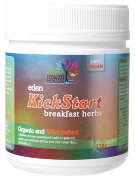 Eden Health Foods Kick Start 170g