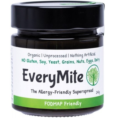 Everymite Allergy-Friendly Superspread Fodmap Friendly - 240g