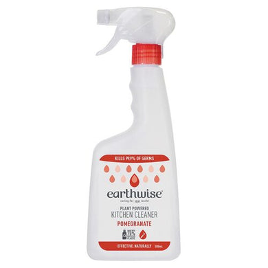 Earthwise Kitchen Cleaner Pomegranate 500ml