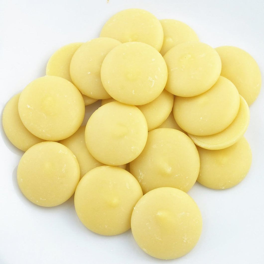 Chef's Choice Raw Organic Cacao Butter Buttons BULK 1kg