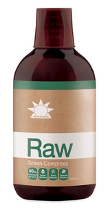 Amazonia - RAW Green Compress - Cleanse & Restore 500ml