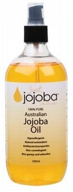 Just Jojoba - Pure Australian Jojoba Oil 500ml