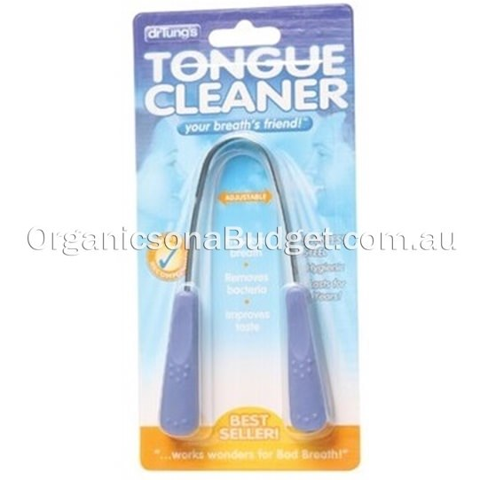 Dr Tung's Tongue Cleaner (Random Colours)