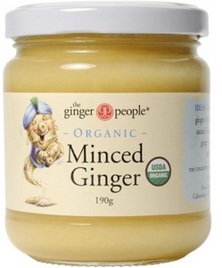 The Ginger People Minced Ginger - 190g