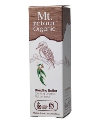 Mt Retour Breathe Better Blend Roll-On Essential Oil 10ml