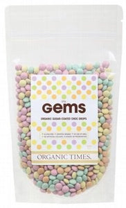 Organic Times Chocolate Little Gems 500g